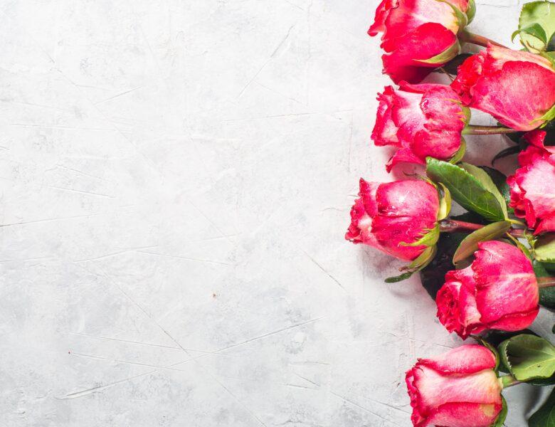 La magia dei fiori arriva sul web