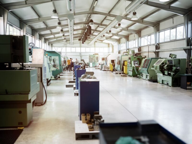 Pulizie industriali: scopri il miglior servizio nella tua città