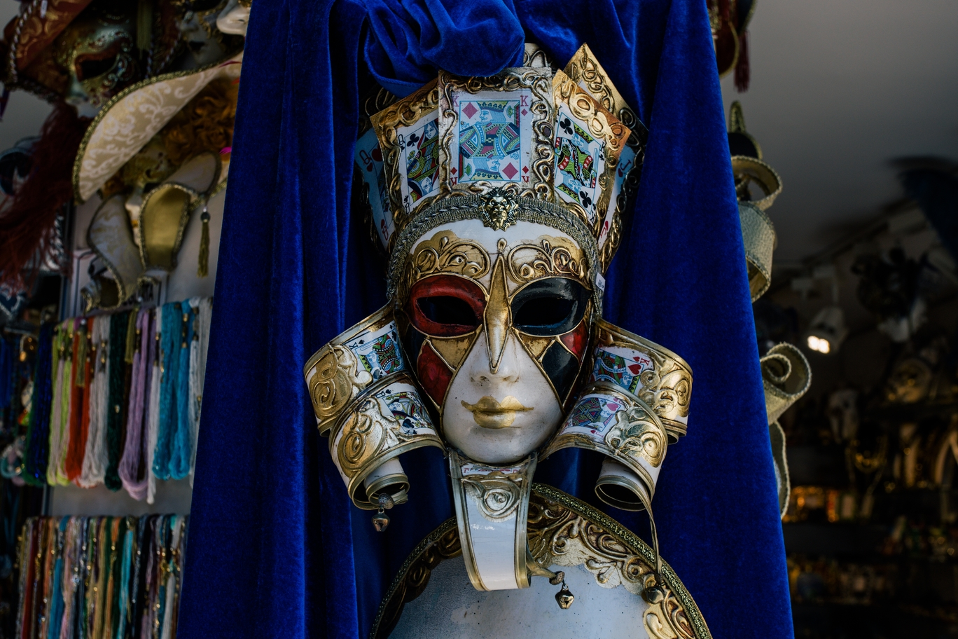 Negozio maschere Venezia: dove trovare gli articoli più belli